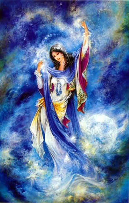 la diosa_mágico_Despertar