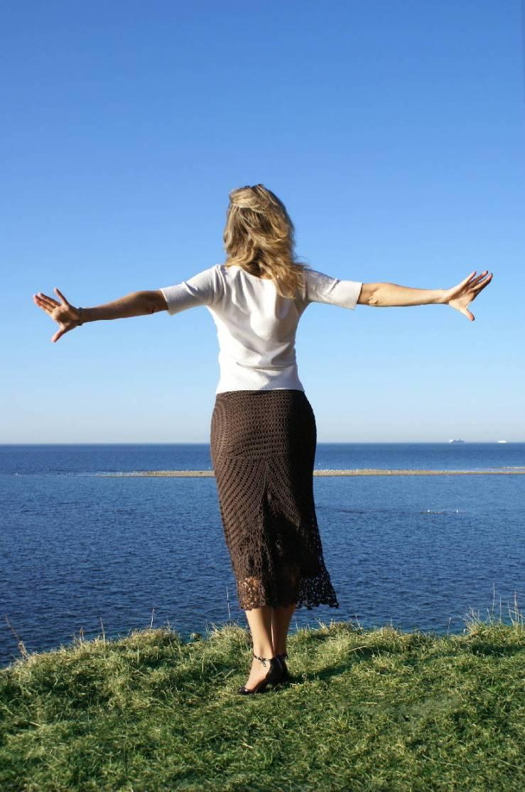 Nos esforzamos por la aceptación en la recuperación, la aceptación de  nosotros mismos, nuestro pasado, otras personas y nuestras circunstancias  actuales.